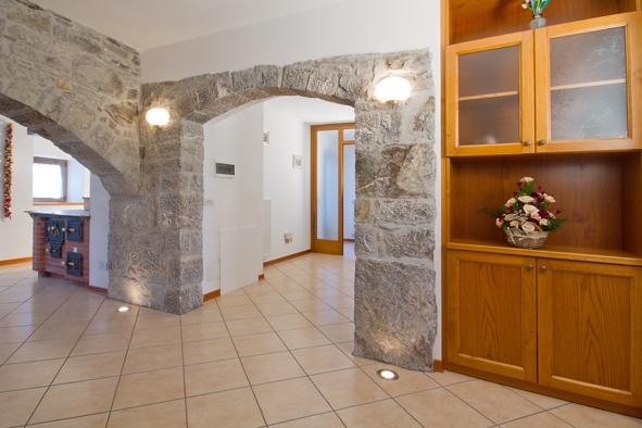 Arco Tra Cucina E Sala.Slow Valley Albergo Diffuso Valli Del Natisone